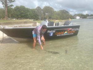 tinny fishing gold coast spot