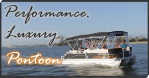 Performance pontoon boat hire gold coast