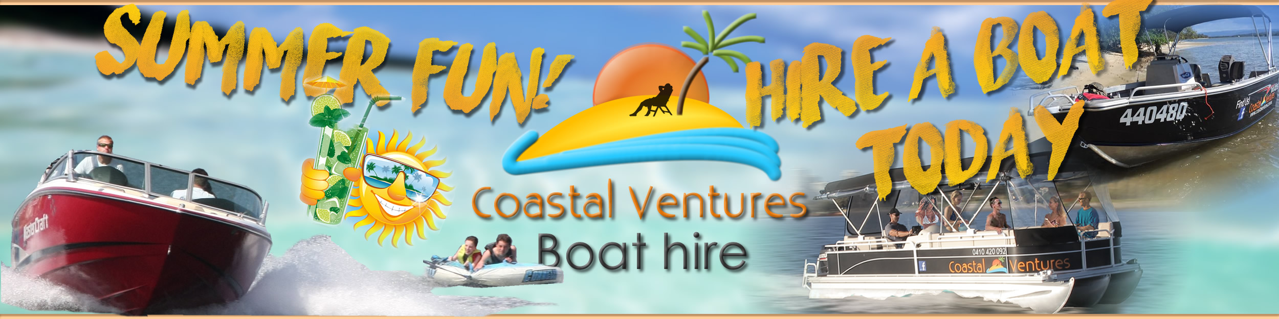 Coastal Ventures Boat Hire