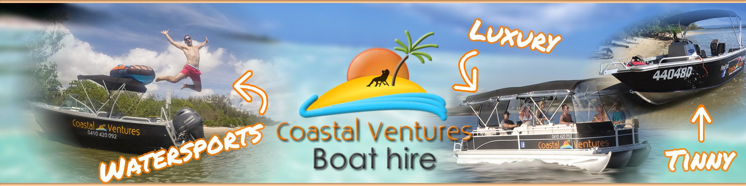 Coastal Ventures 🚤