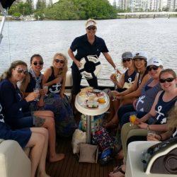 Gold Coast Canal cruise