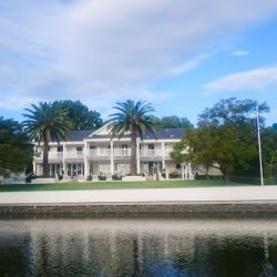 mansion house gold coast waterfront
