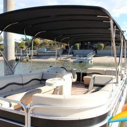 Hire Party pontoon boat gold coast